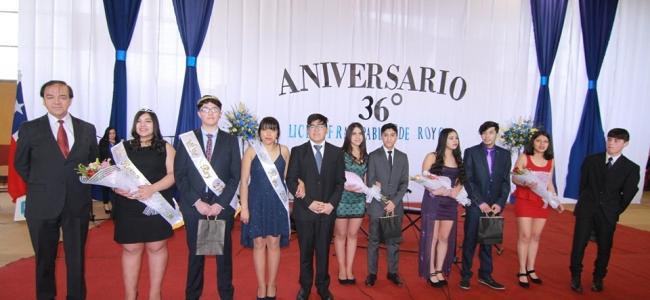 Nuestro Liceo Fray Pablo de Royo Celebra su Trigésimo Sexto