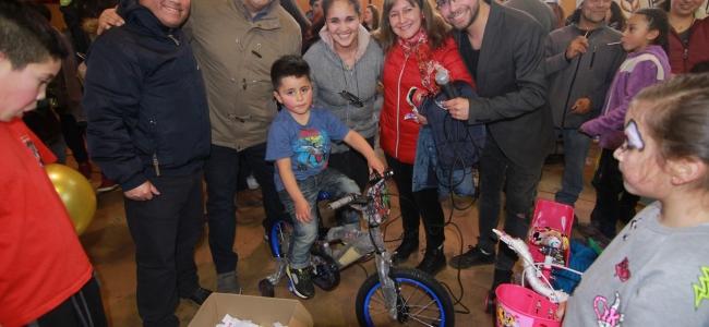 Más de 500 Niños y Niñas de Nuestra Comuna Disfrutaron su día con Actividades